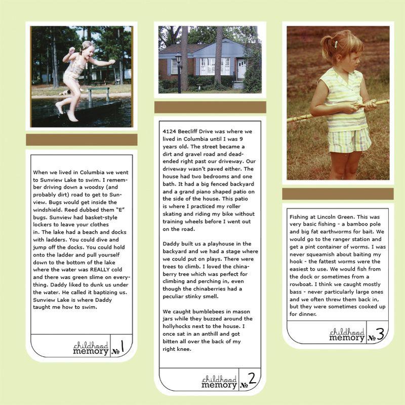 Week 3 Six Stories page 1