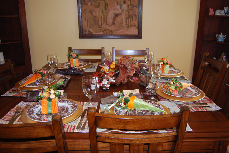 TurkeyDayTable