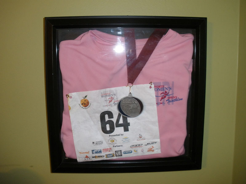 Triathon Shadow Box