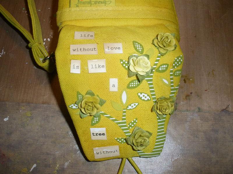 Camera Bag Top